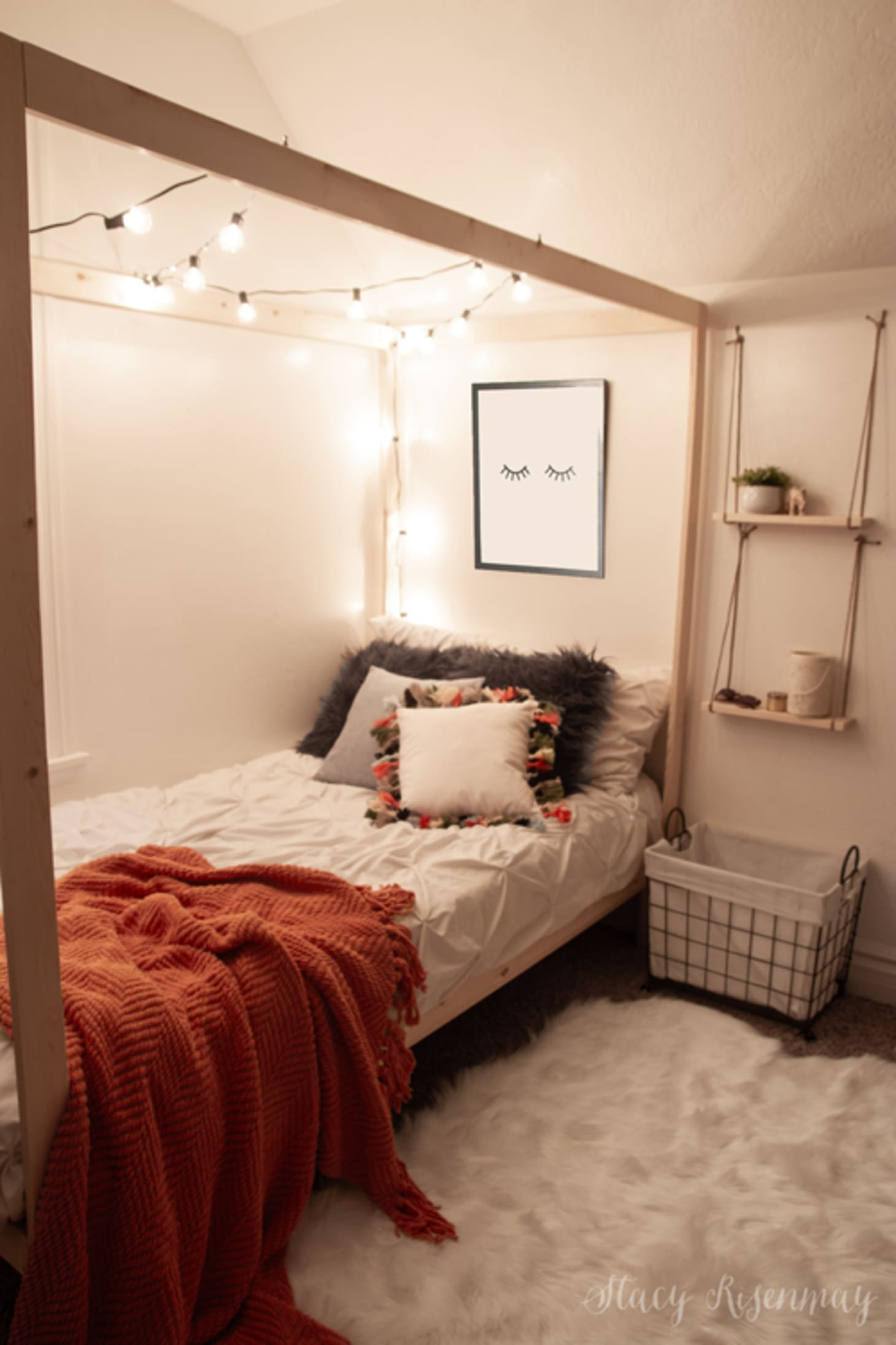 The Best Teen Bedroom Ideas For Your Teenager | Apartment ... on Small Teen Bedroom  id=99640