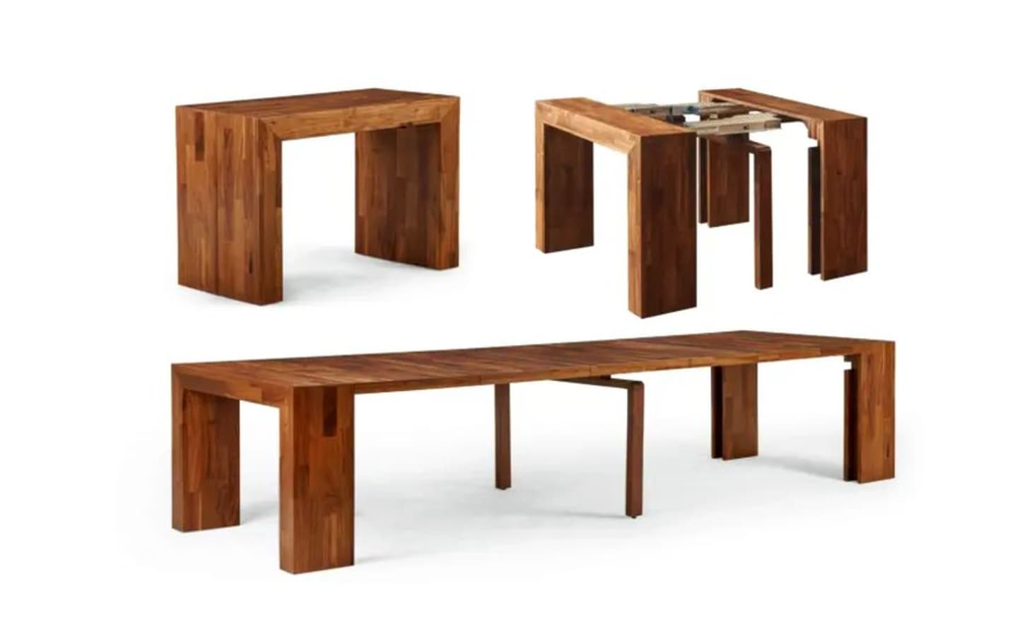 dining room table expandable   The Best Expandable Dining Room Tables for Small Spaces ...