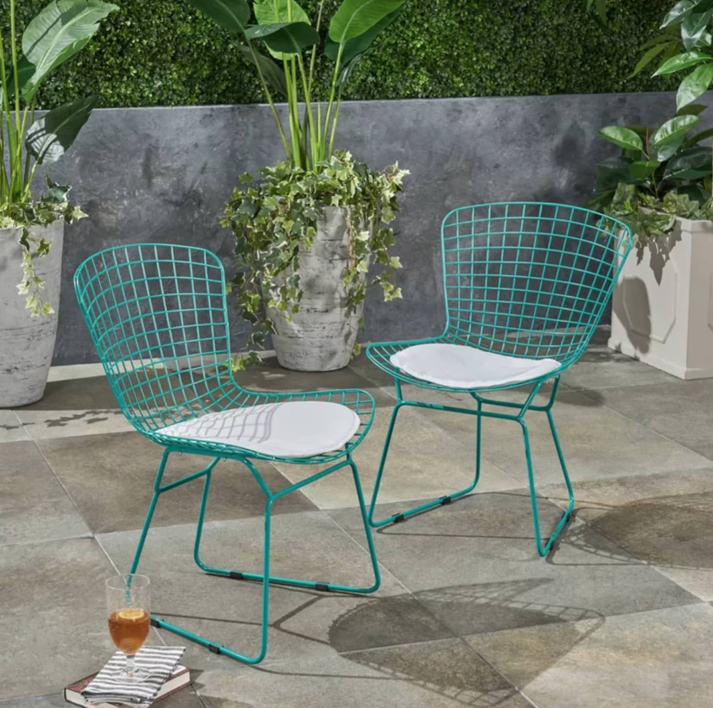 Stylish Outdoor Chairs That Work Inside Too | Apartment Therapy