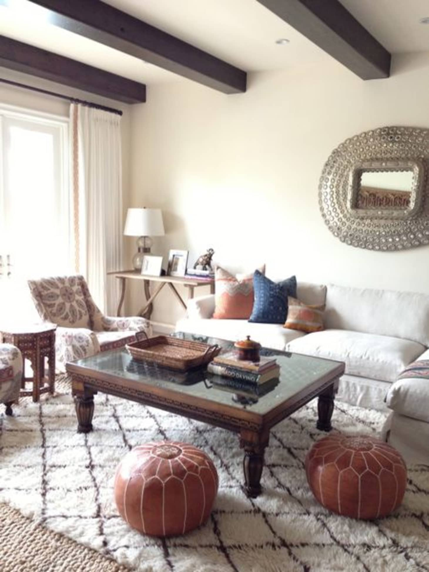 Ongekend Beni Ourain Rugs - Moroccan Rug Trend | Apartment Therapy ZW-06