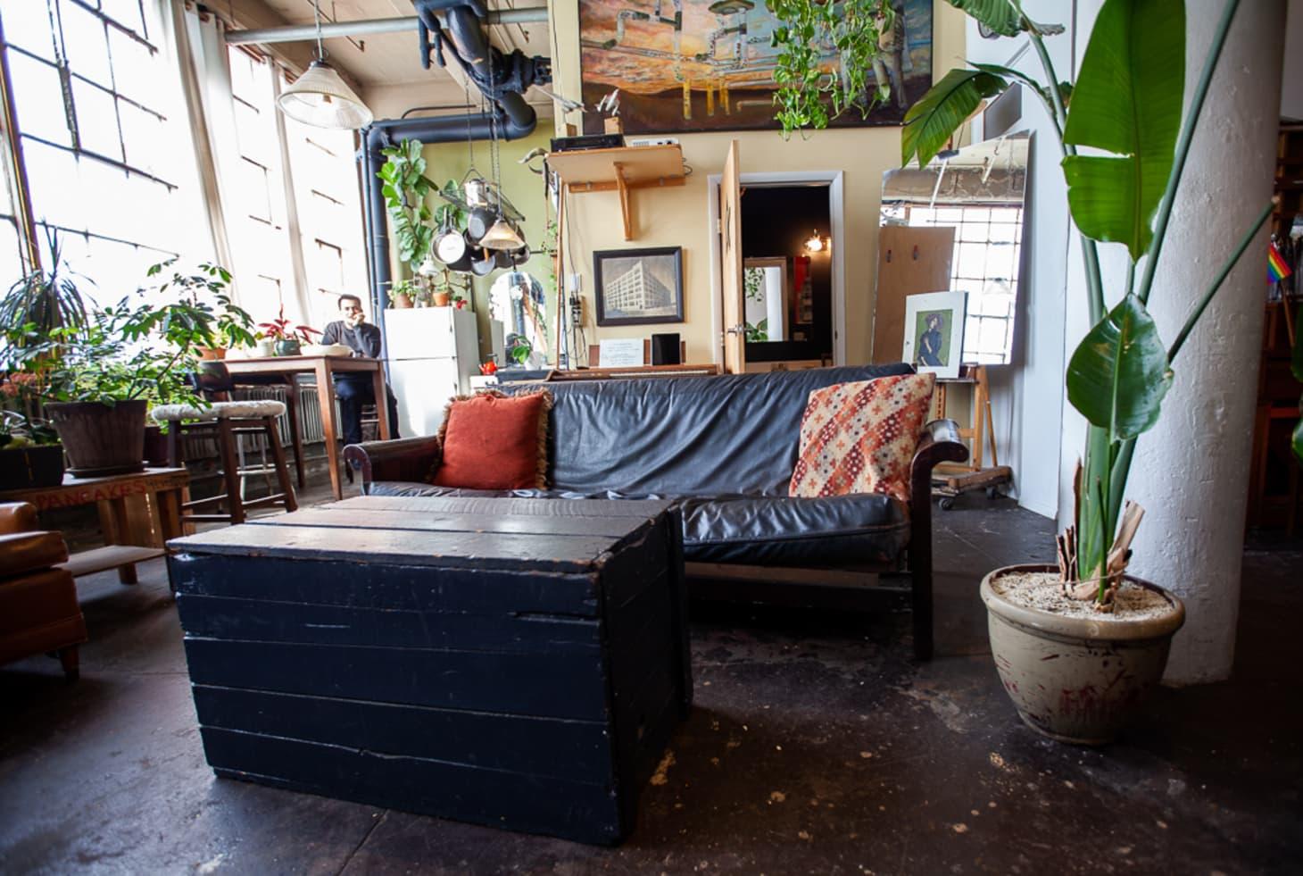 IKEA Tabletop Reuse Ideas - Brooklyn Loft   Kitchn