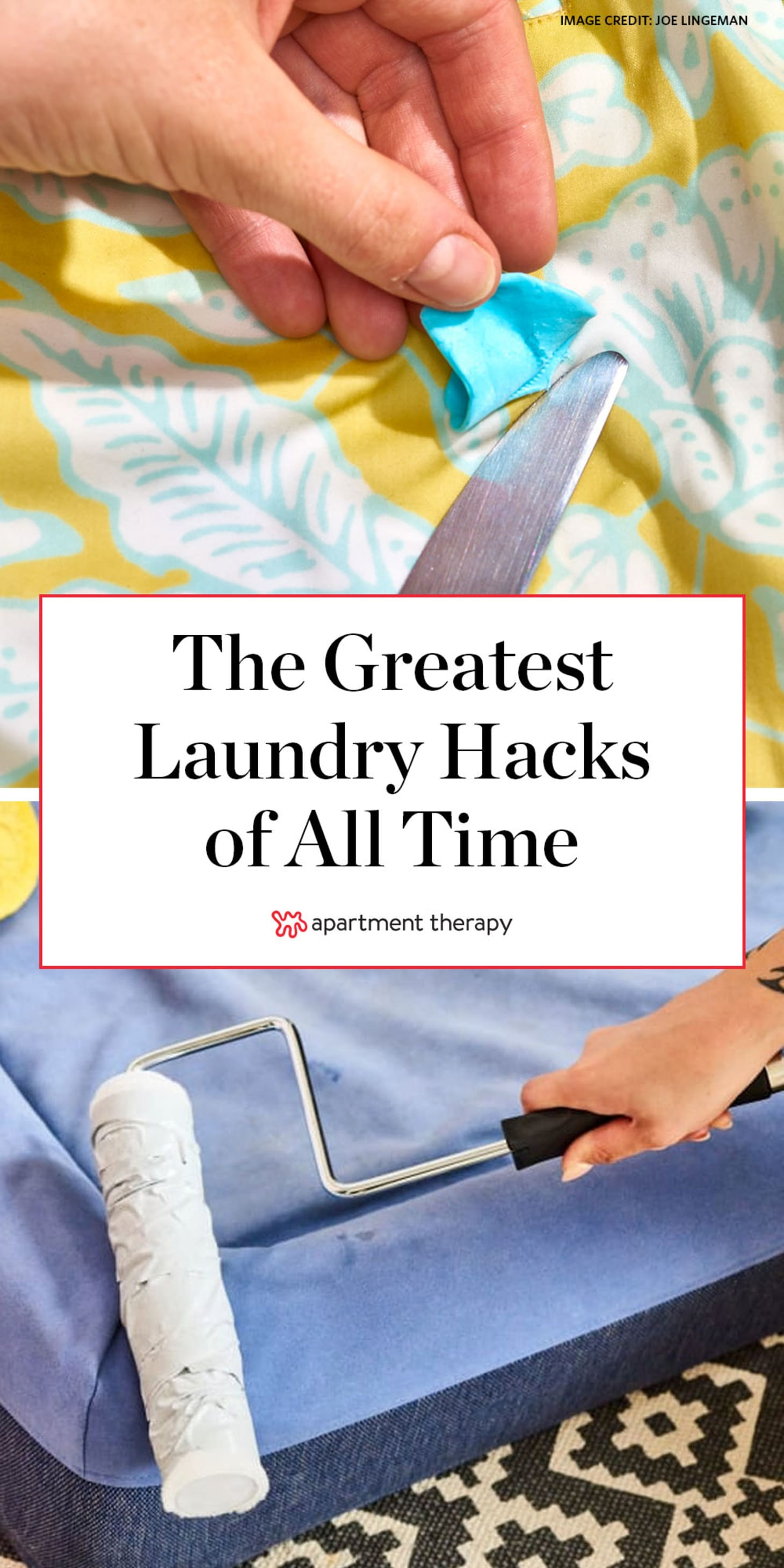 The 27 Greatest Laundry Hacks of All Time | Apartment Therapy
