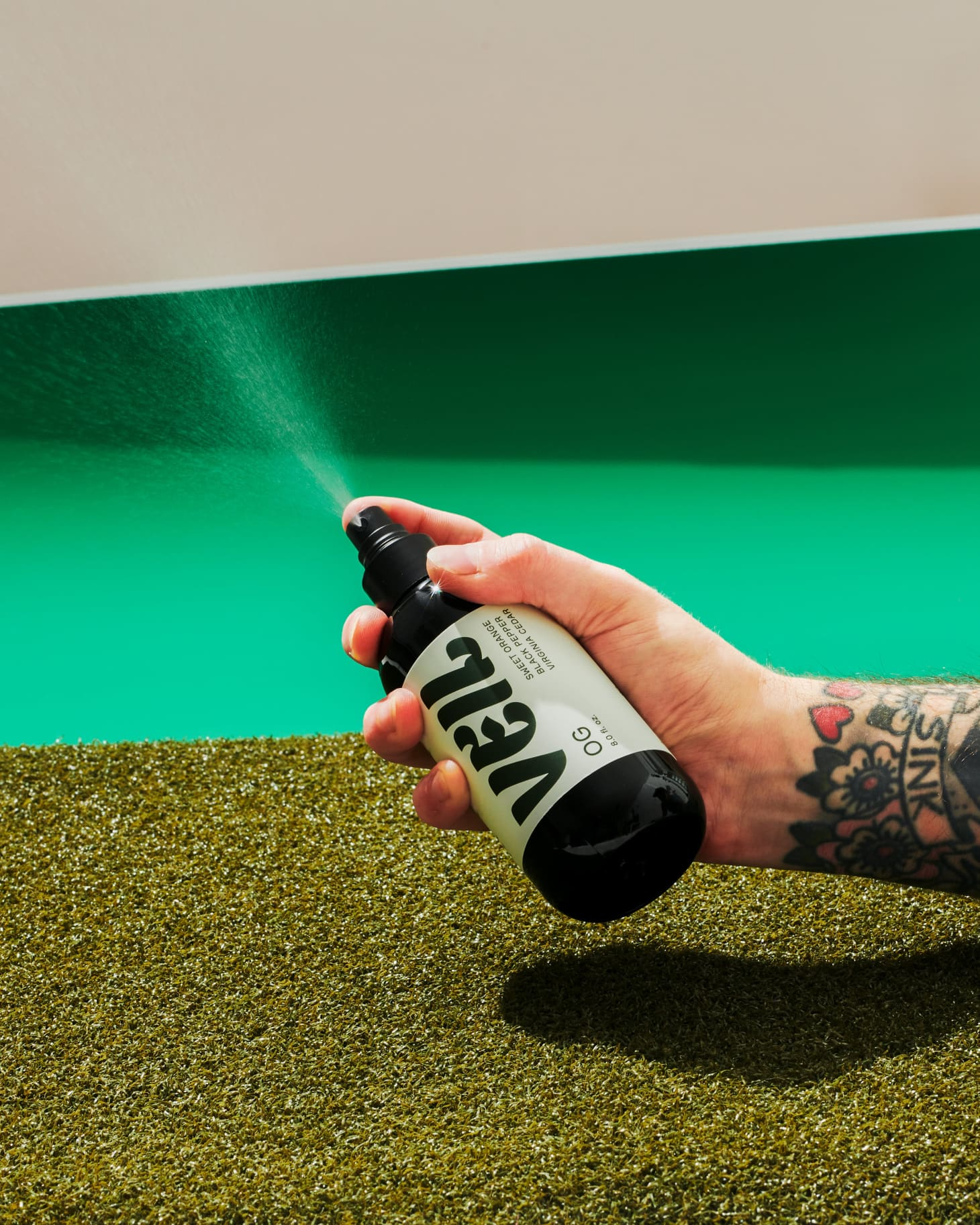 Remove Weed Smell With Veil, a New Odor-Eliminating Spray