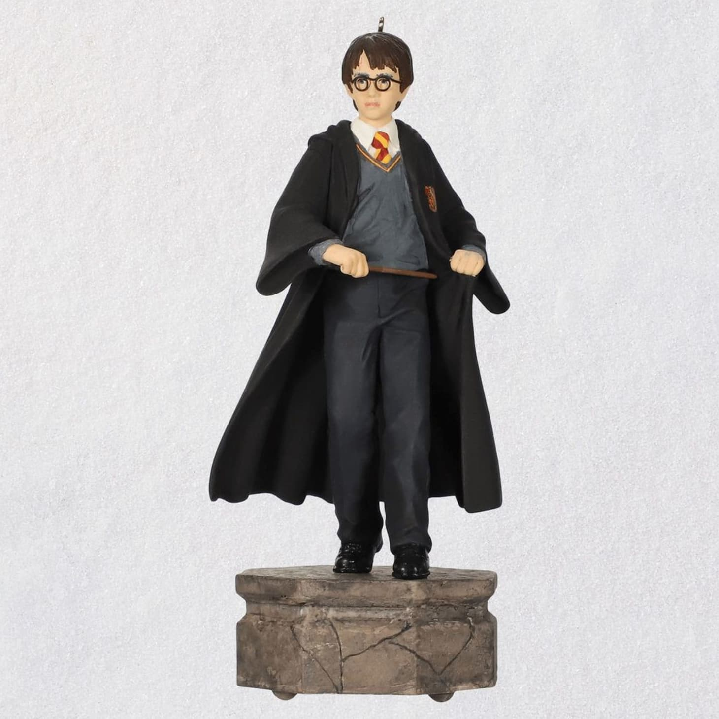 Musical Harry Potter Christmas Tree Topper Apartment Therapy
