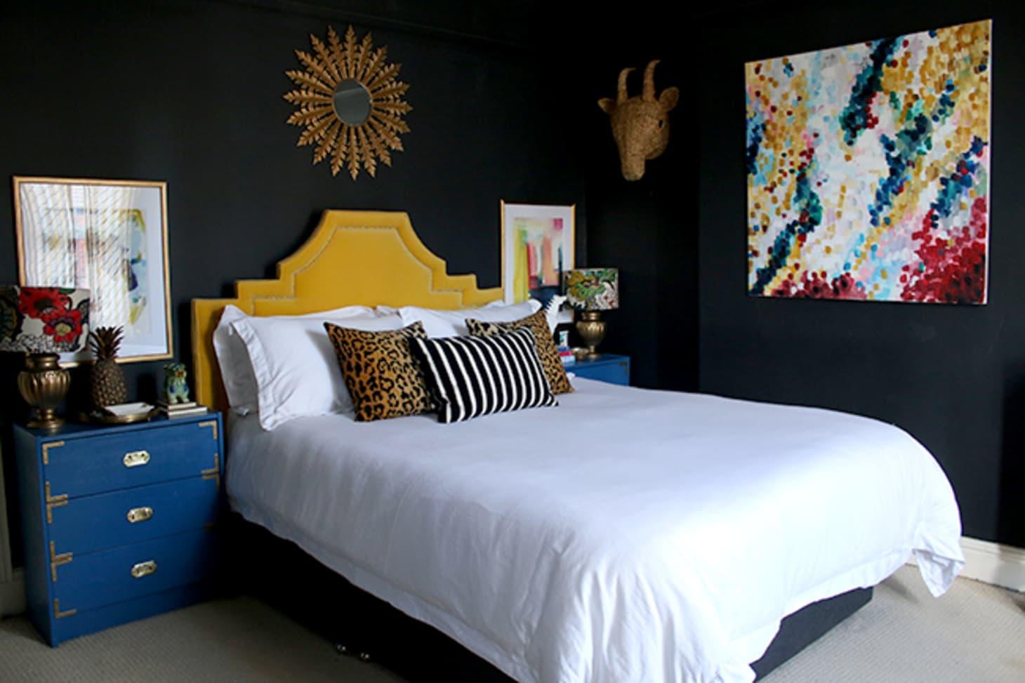 Beautiful Black Painted Rooms Black Room Ideas