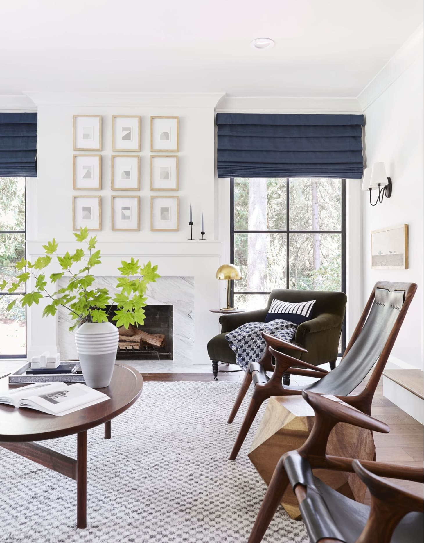 How To Style Living Room Curtains Living Room Curtains