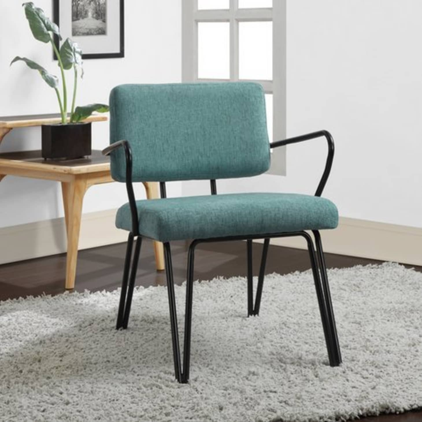 Living Room With Mismatched Accent Chairs: The Best Living Room & Accent Chairs Under $200