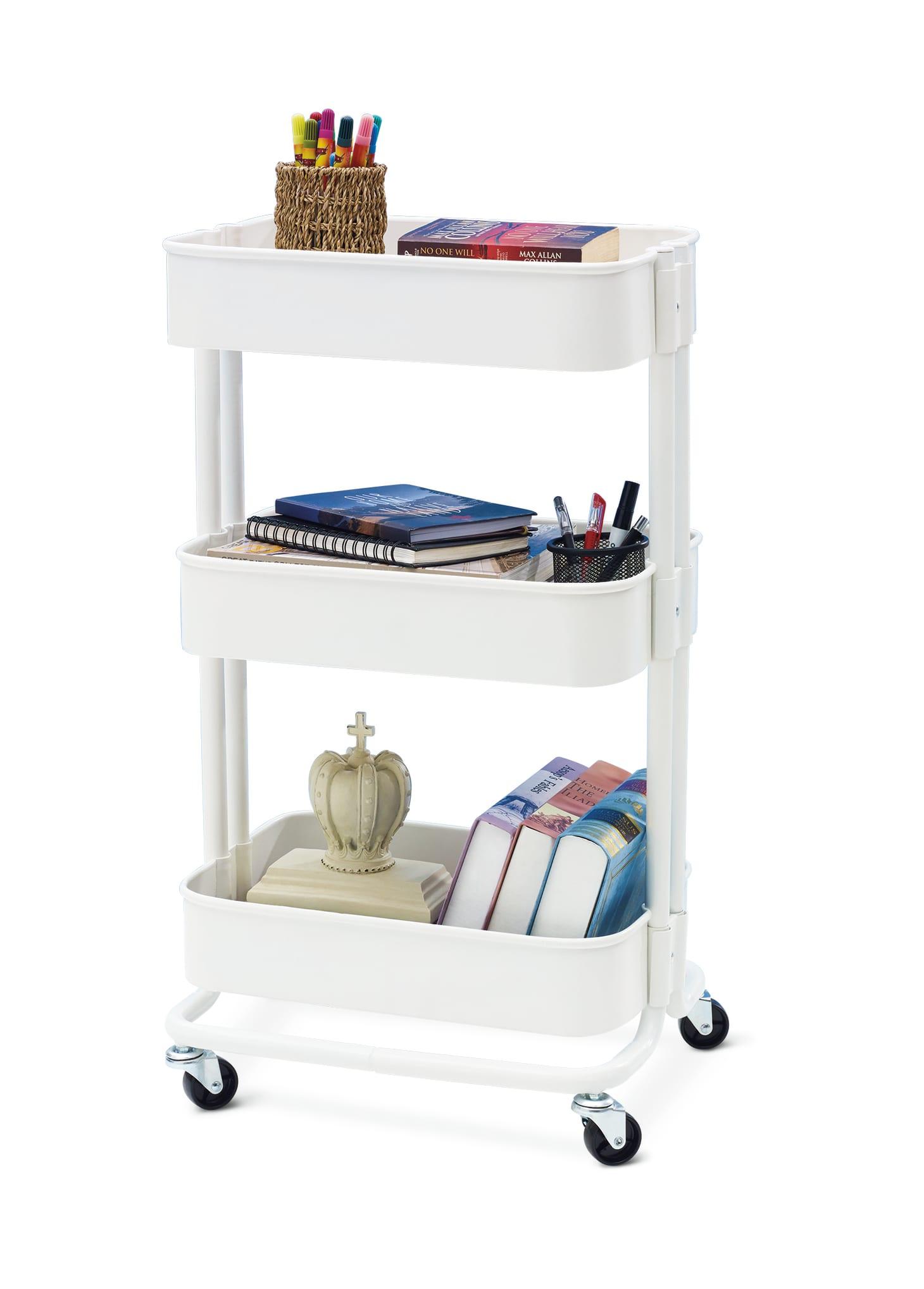 Ikea Raskog Cart Alternatives - Aldi Storage | Kitchn