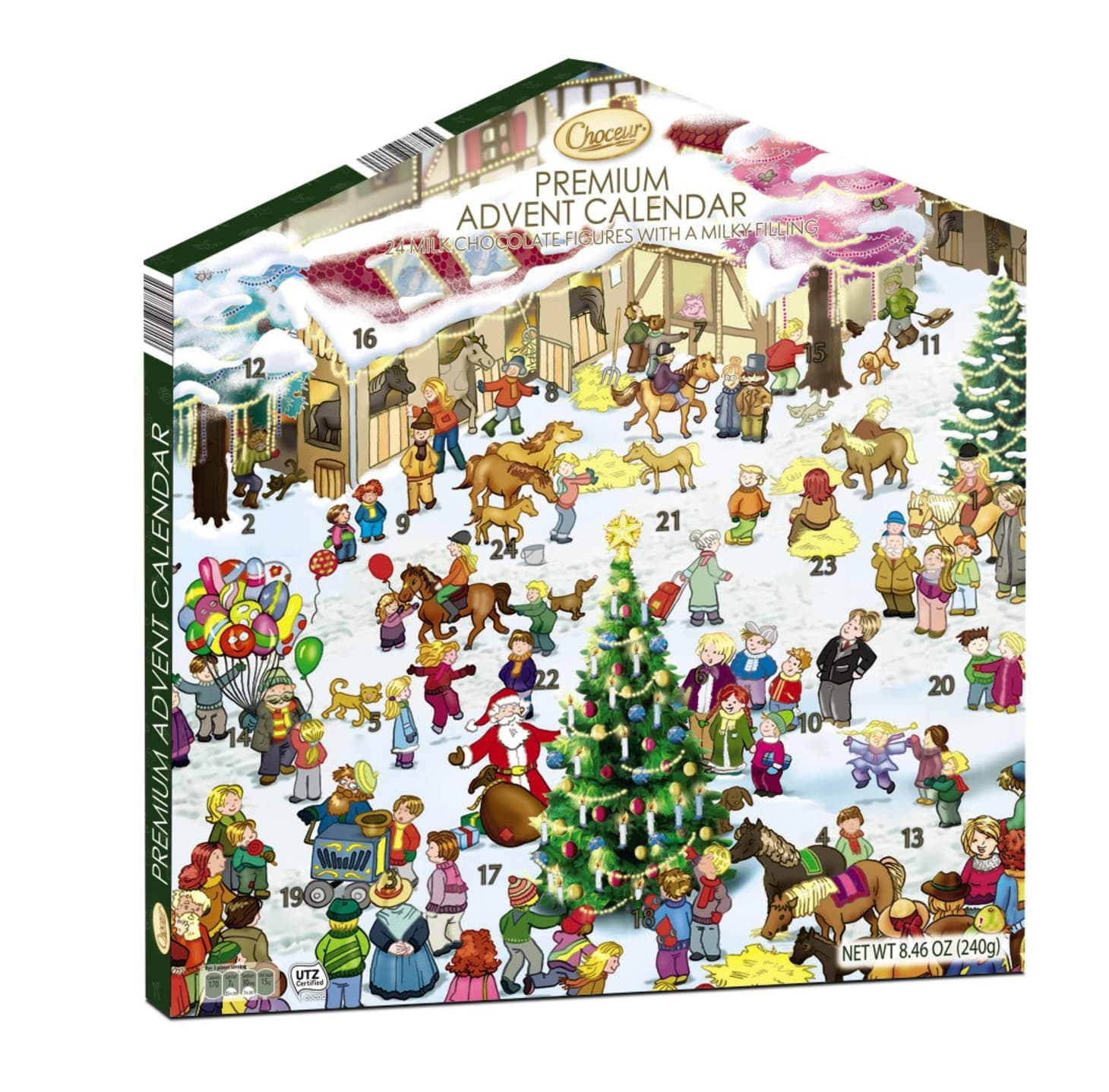 Countdown To 25 Days Of Christmas 2019.Aldi S Wine And Cheese Advent Calendars Are Back Plus A Few