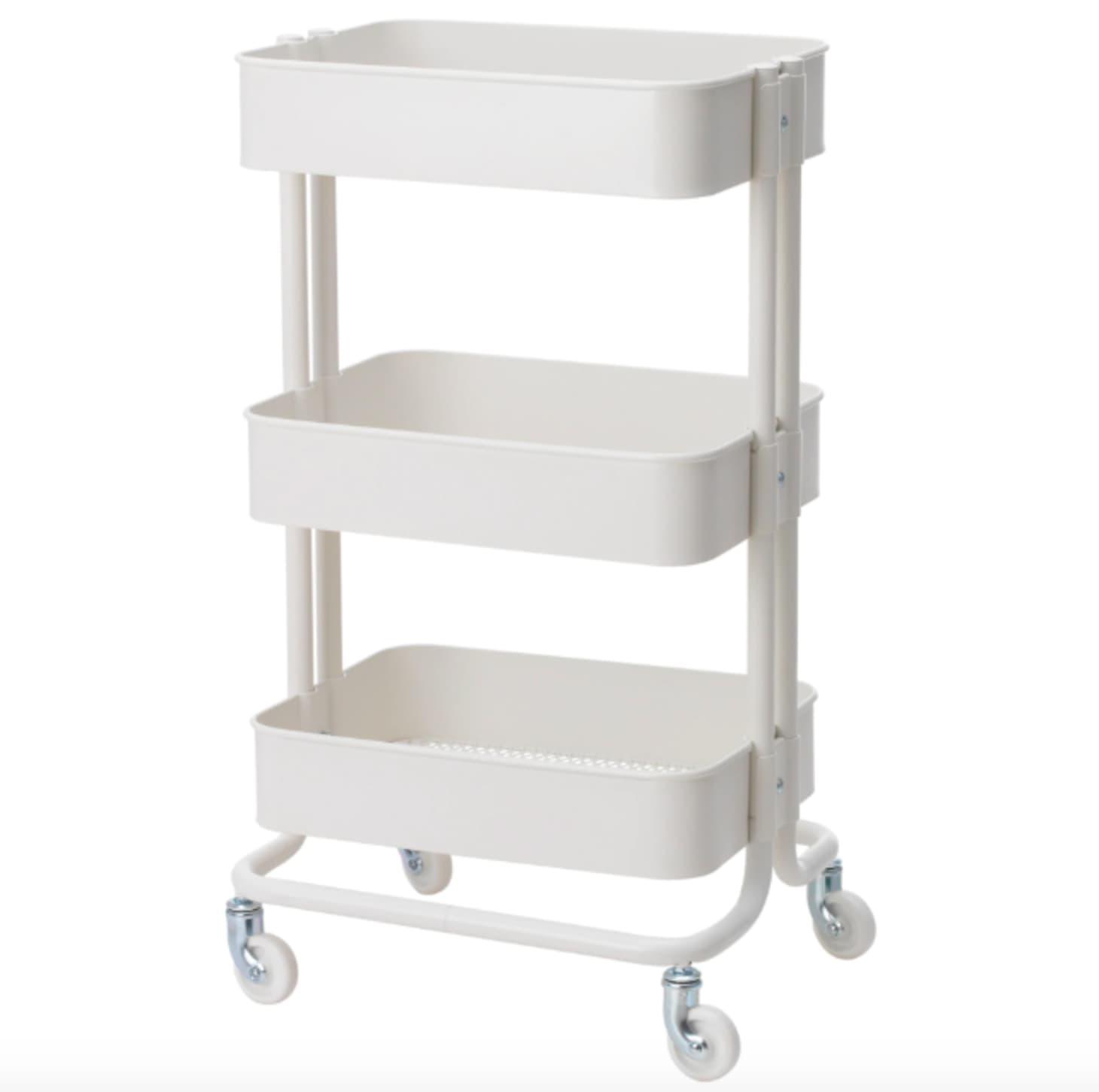 Ikea Raskog Cart Alternatives Aldi Storage Kitchn