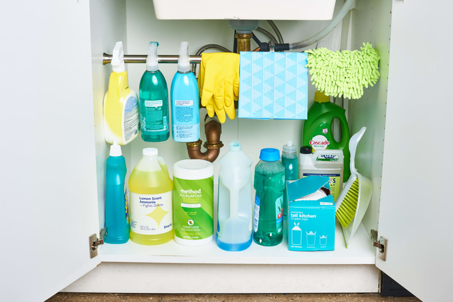 The Best Ways to Organize Cleaning Supplies | Kitchn