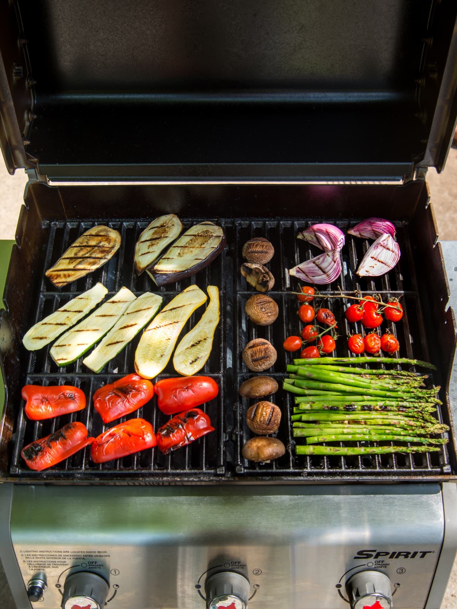 One Stop Auto Shop >> How To Grill Any Vegetable   Kitchn