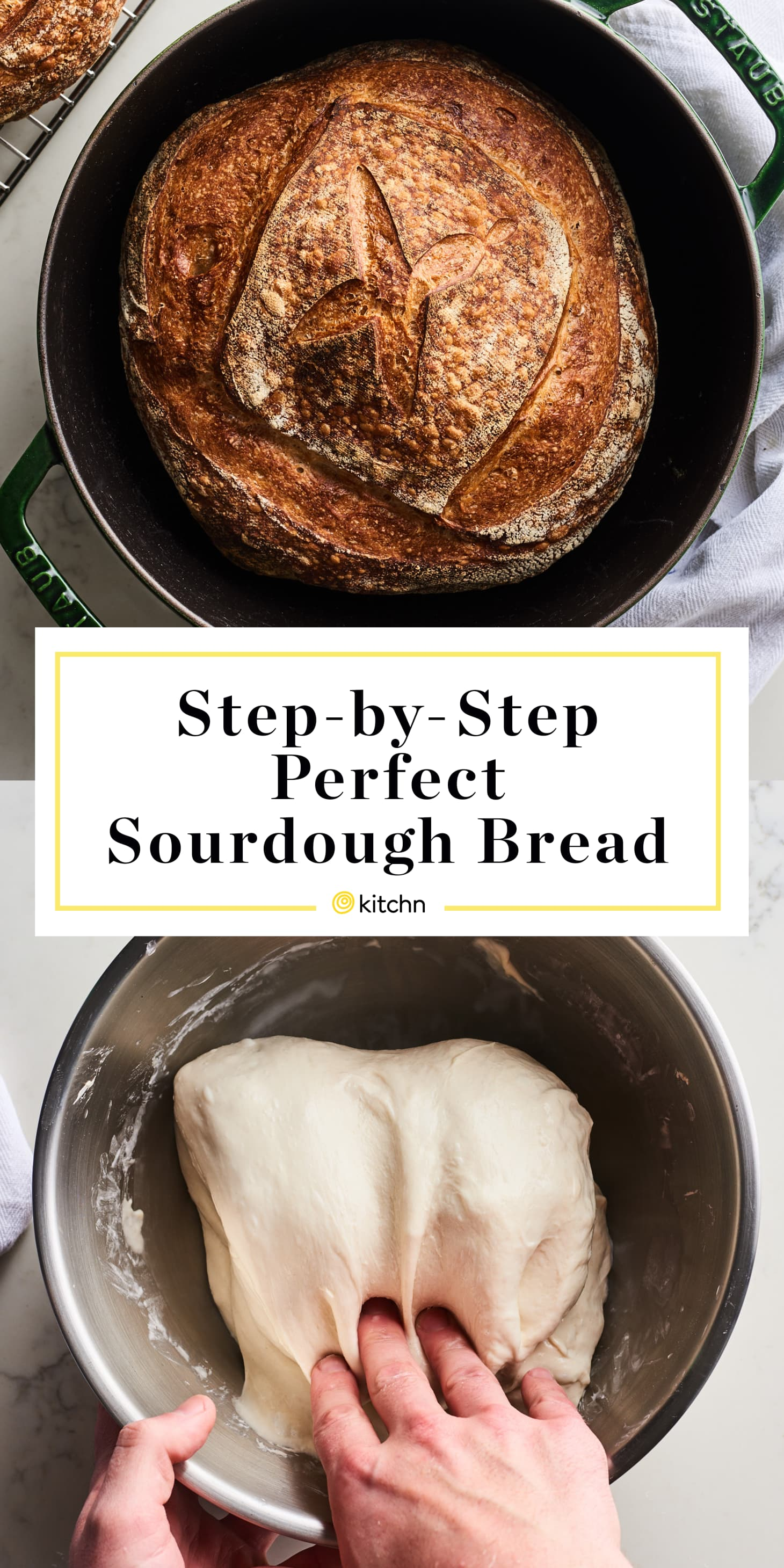 How To Make Sourdough Bread Kitchn