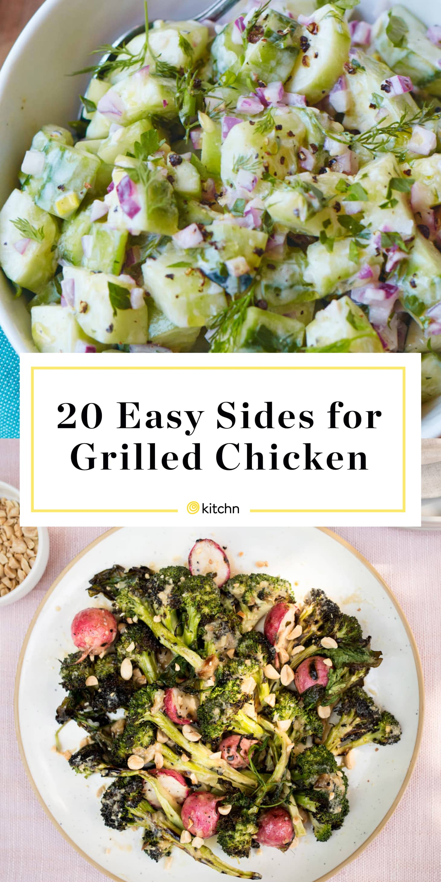 Side Dishes Perfect For Grilled Chicken Kitchn