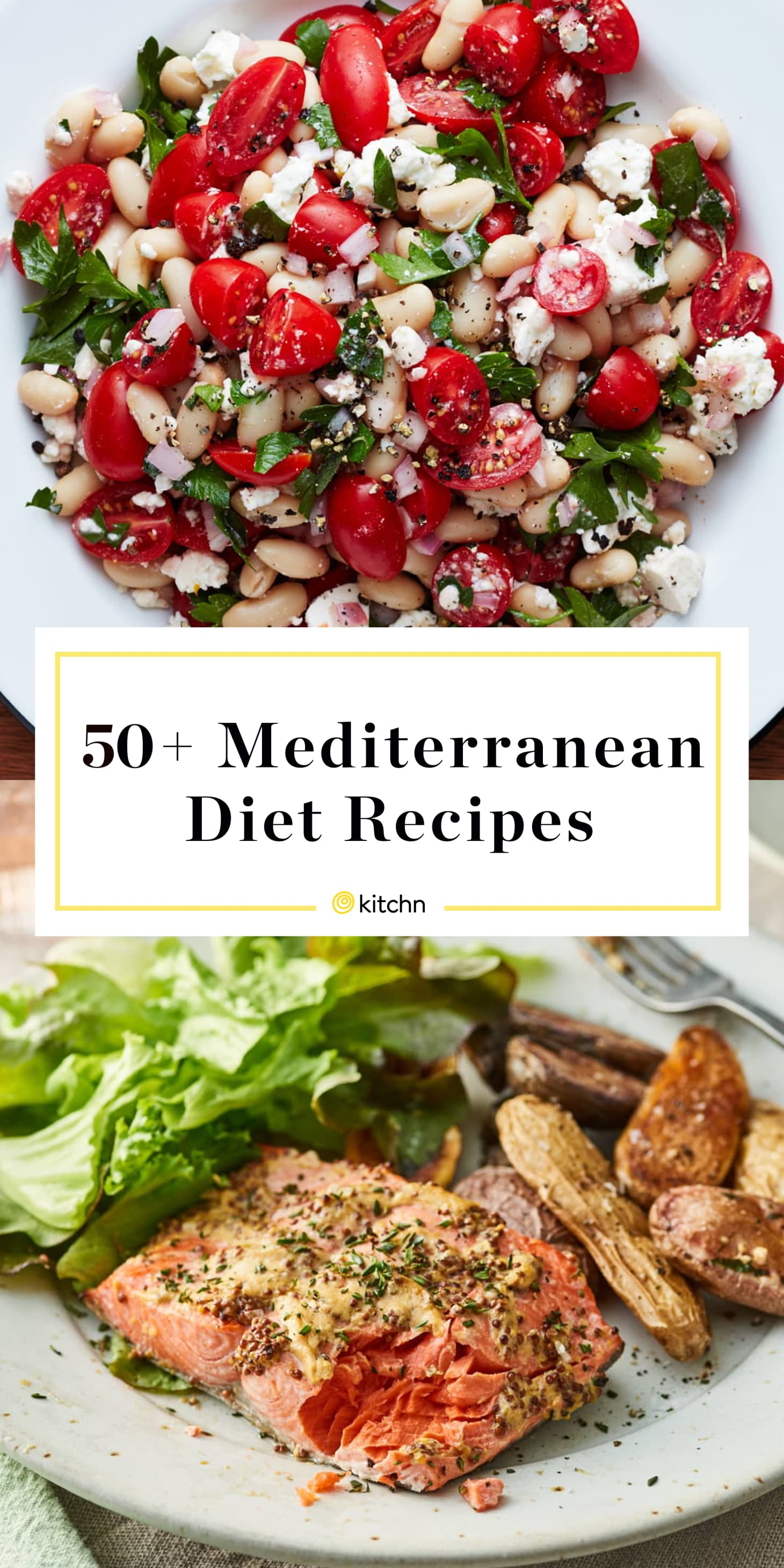50+ Best Mediterranean Diet Recipes
