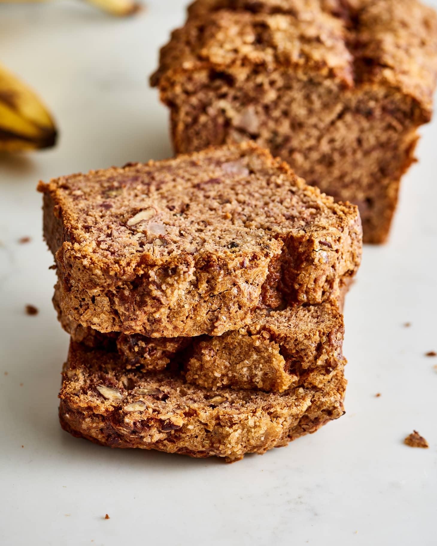 America's Test Kitchen Banana Bread Recipe Review