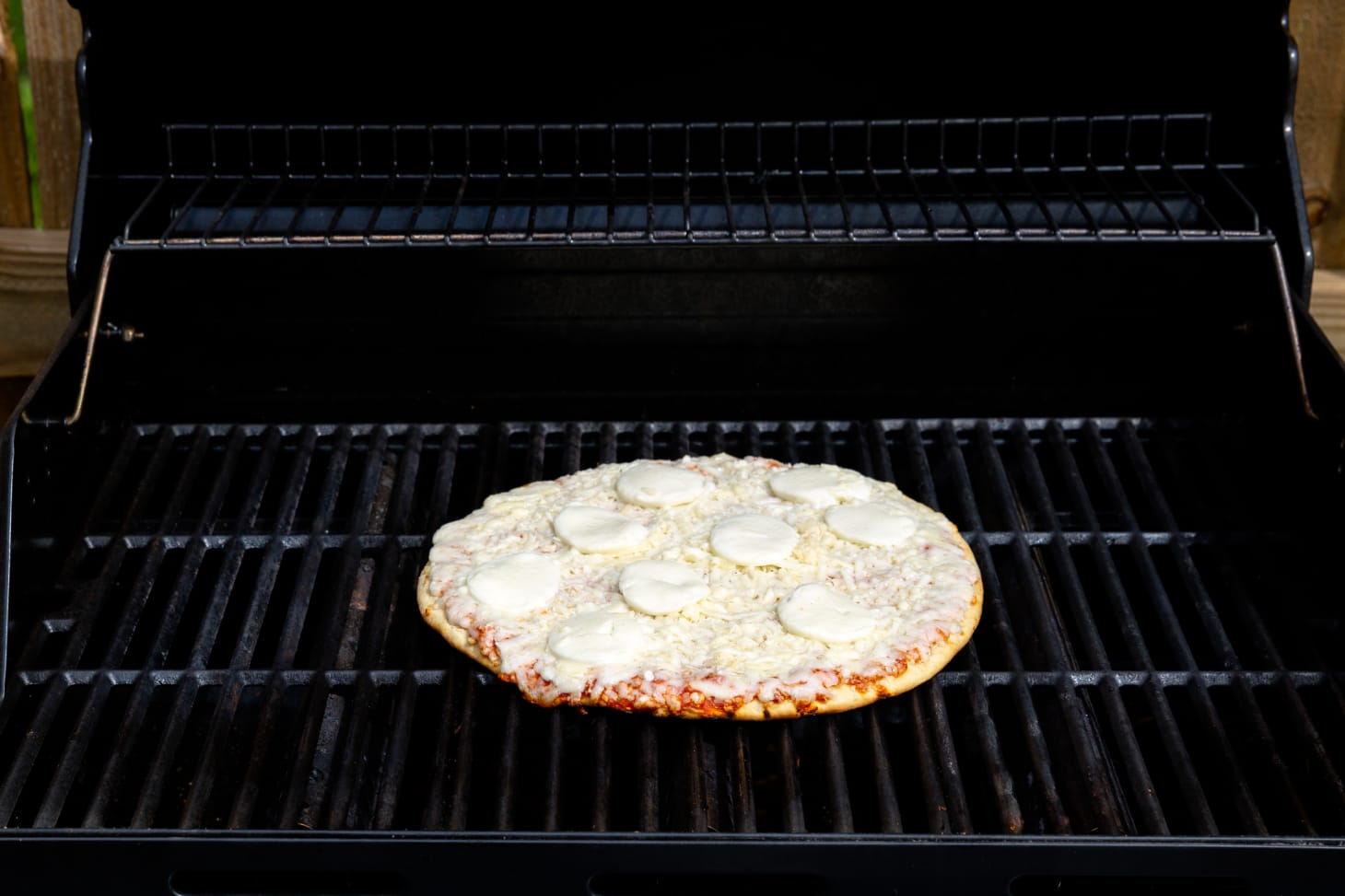 How to Grill Frozen Pizza | Kitchn