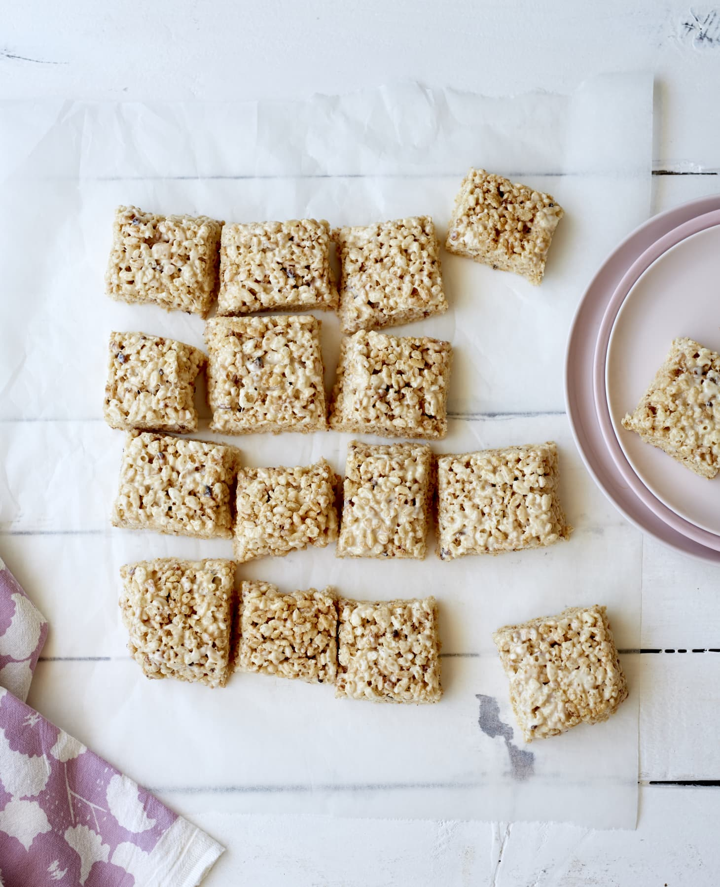 How To Make Rice Krispies Treats Salted Brown Butter Rice