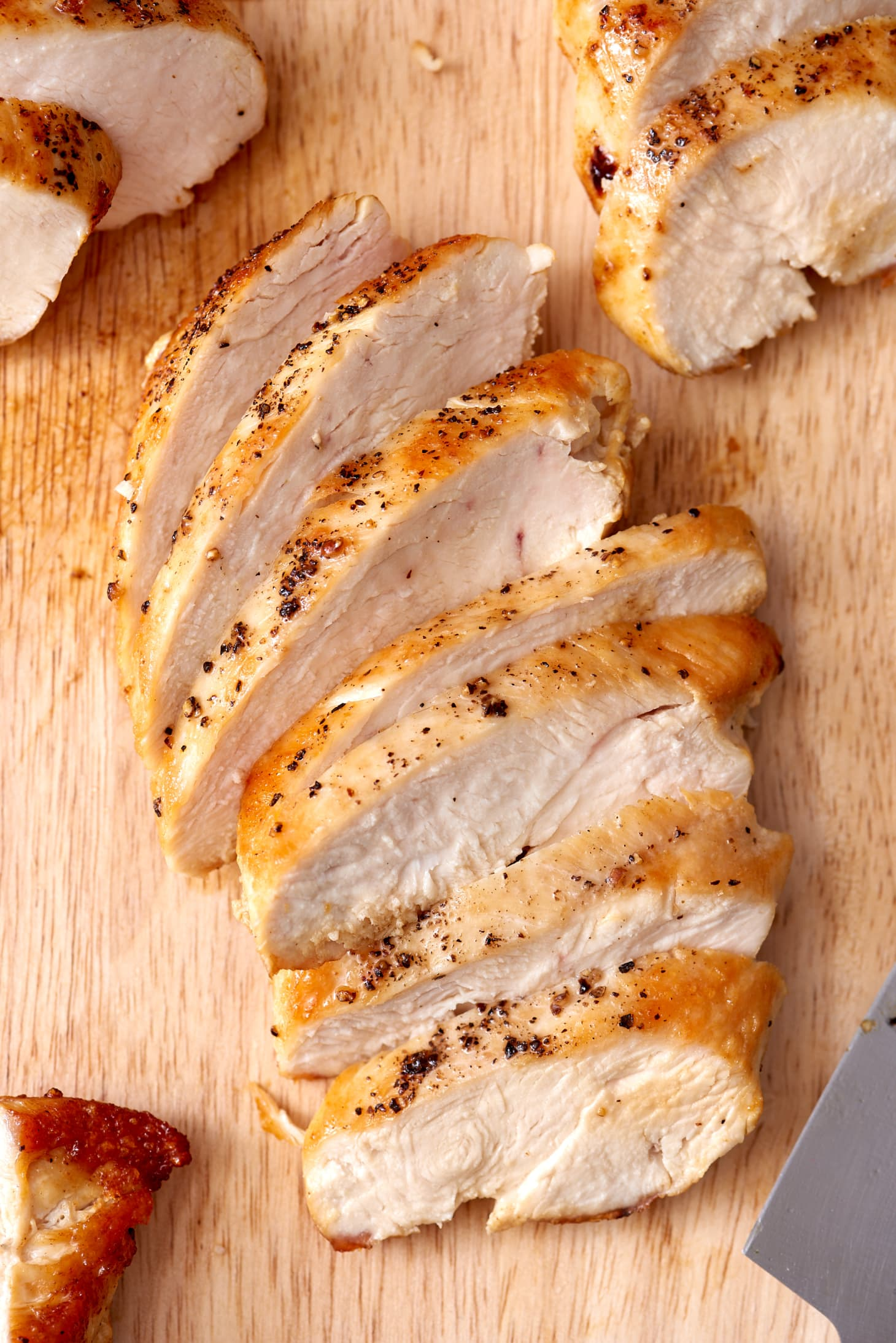 How To Cook Golden Juicy Chicken Breast On The Stove Kitchn