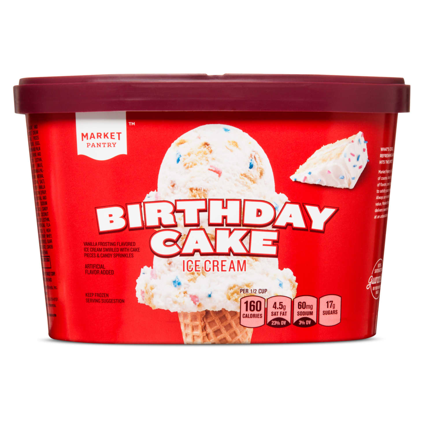 Terrific Best Ice Cream At Target Market Pantry Kitchn Funny Birthday Cards Online Alyptdamsfinfo