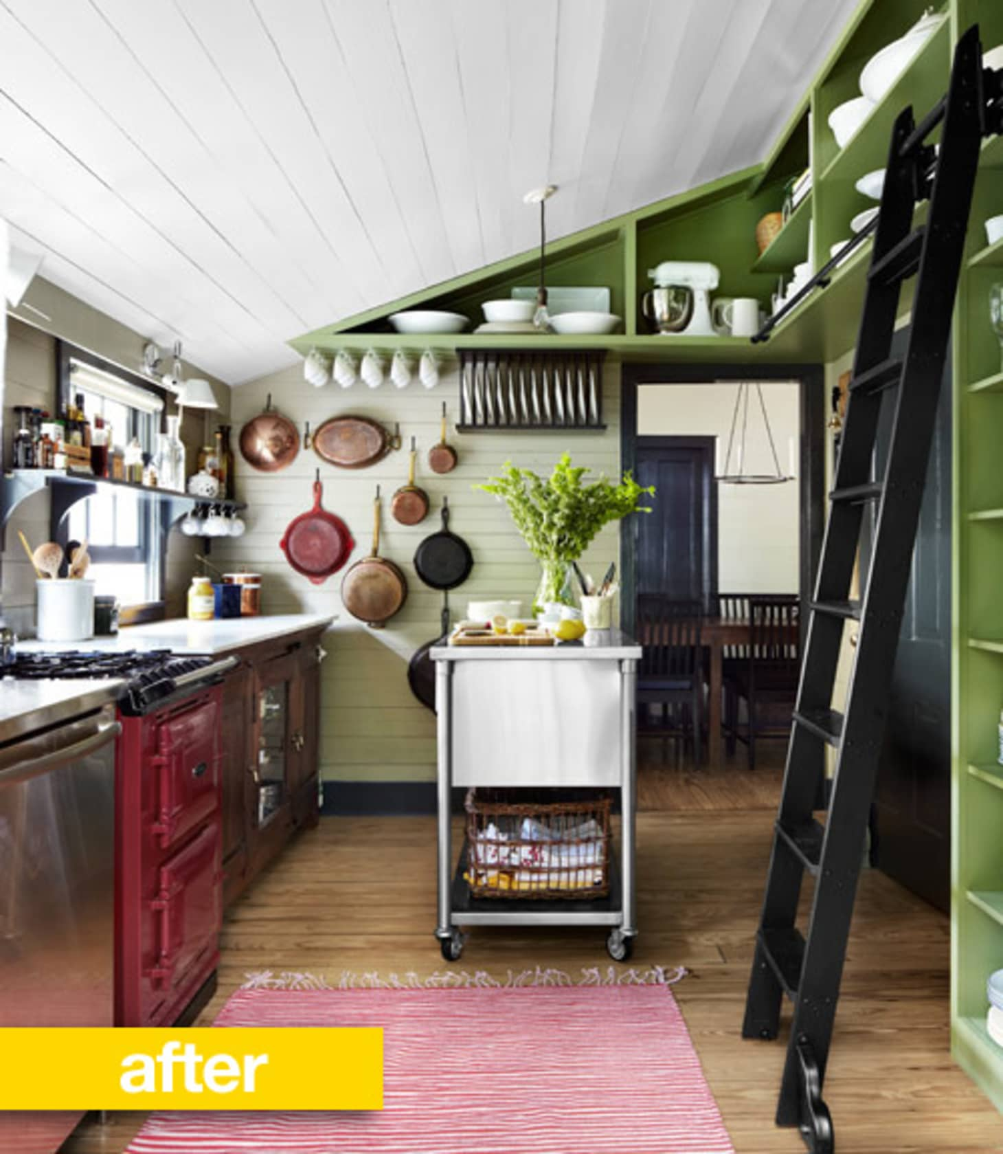 Kitchen Before & After: From Awkward And Boxy To Radically