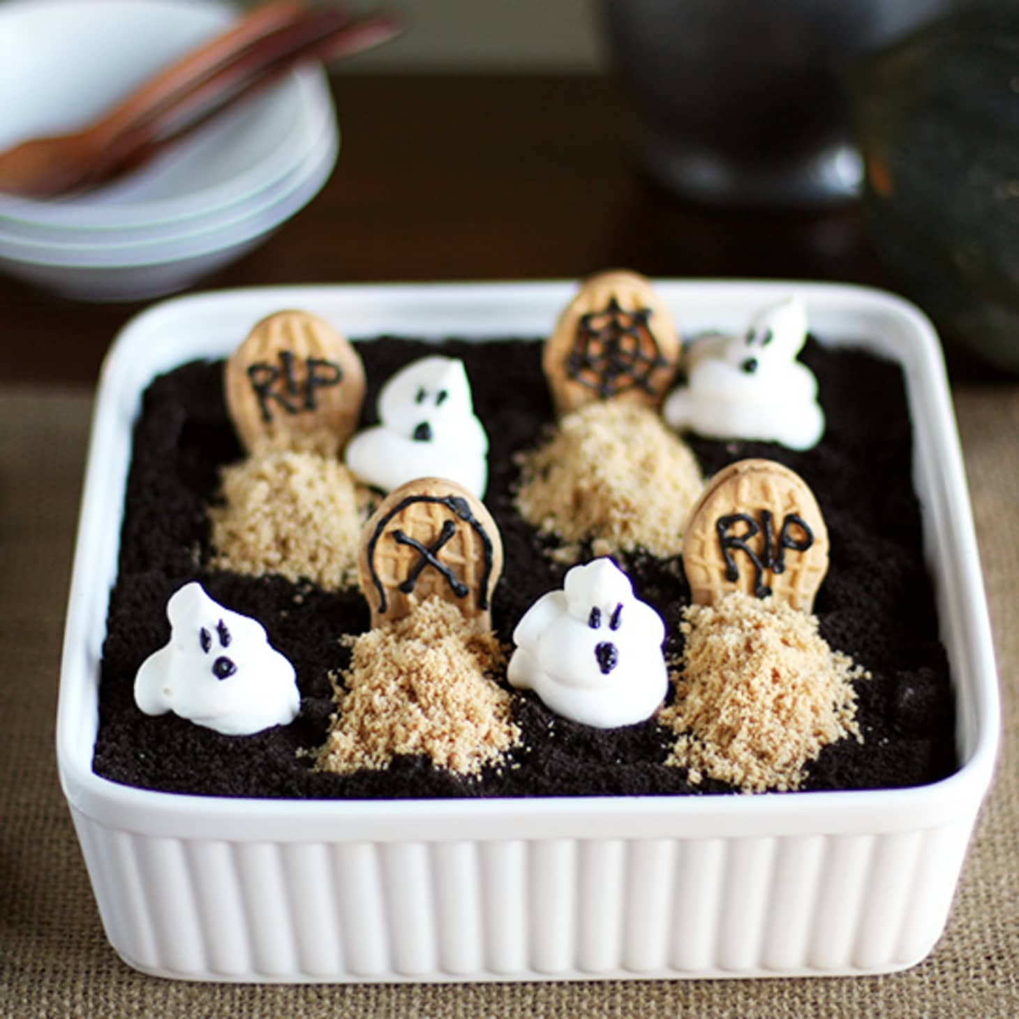 17 Easy Halloween Treats To Make This Year Kitchn