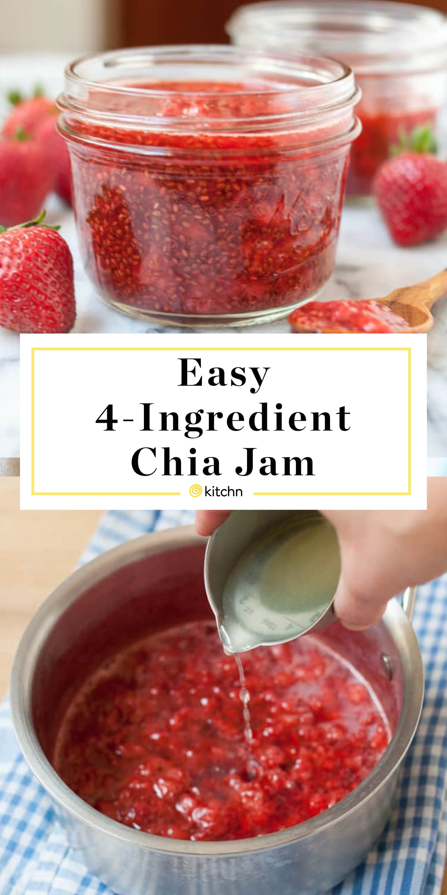 How To Make Easy Chia Jam