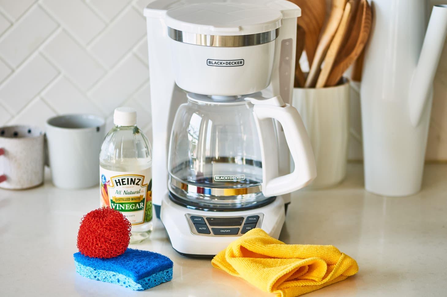 Vinegar Cleaning Tips - Hacks | Kitchn
