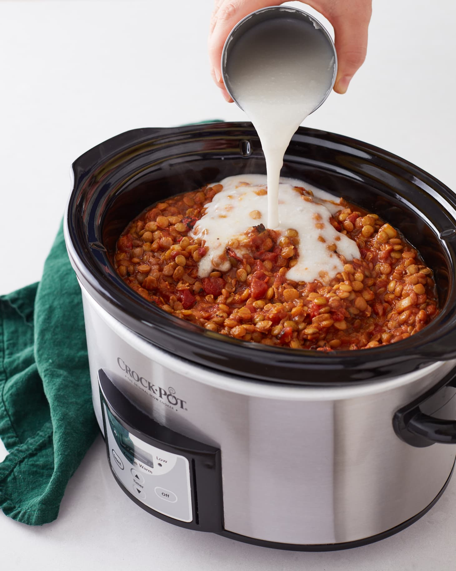12 Vegetarian Meals From The Slow Cooker