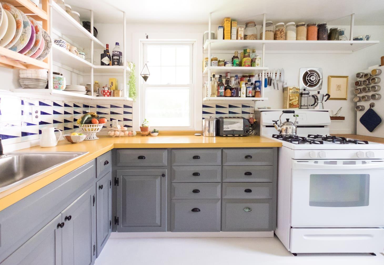 20 Gorgeous Gray Kitchen Ideas - Gray Kitchen Trend ...