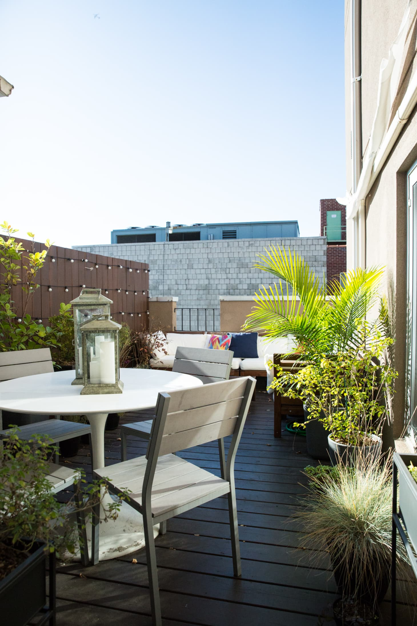 20 Fun Balcony Ideas - How to Decorate a Small Balcony ...