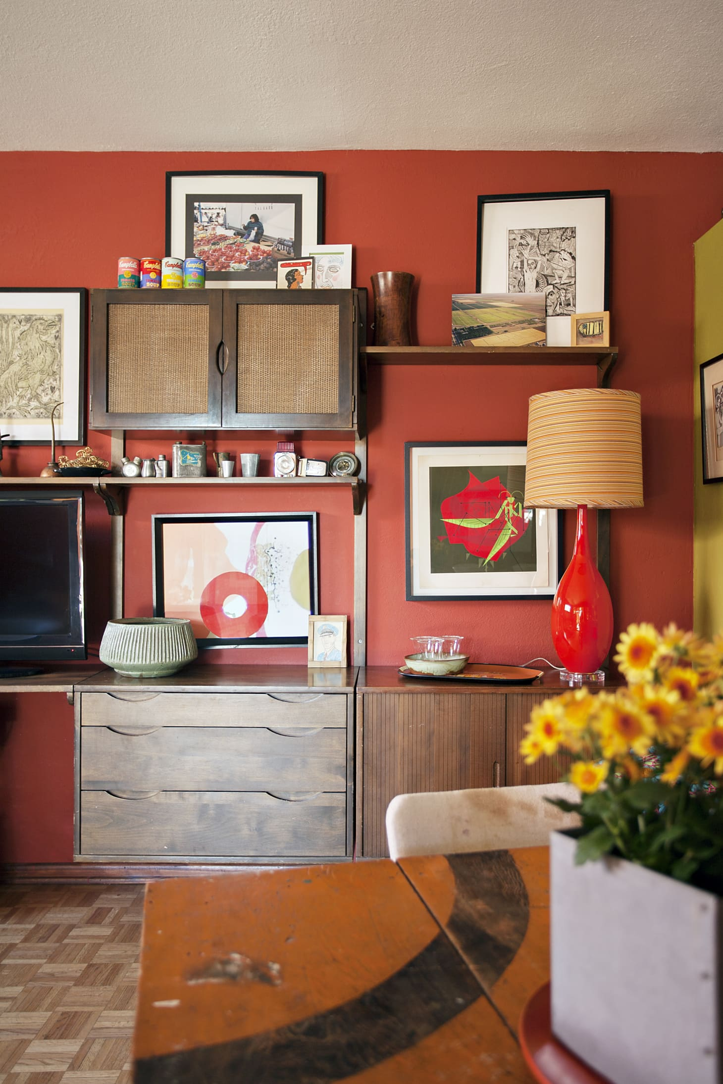 15 Best Red Paint Ideas | Apartment Therapy