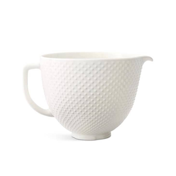 Product Image: 5-Qt. Hobnail Ceramic Bowl