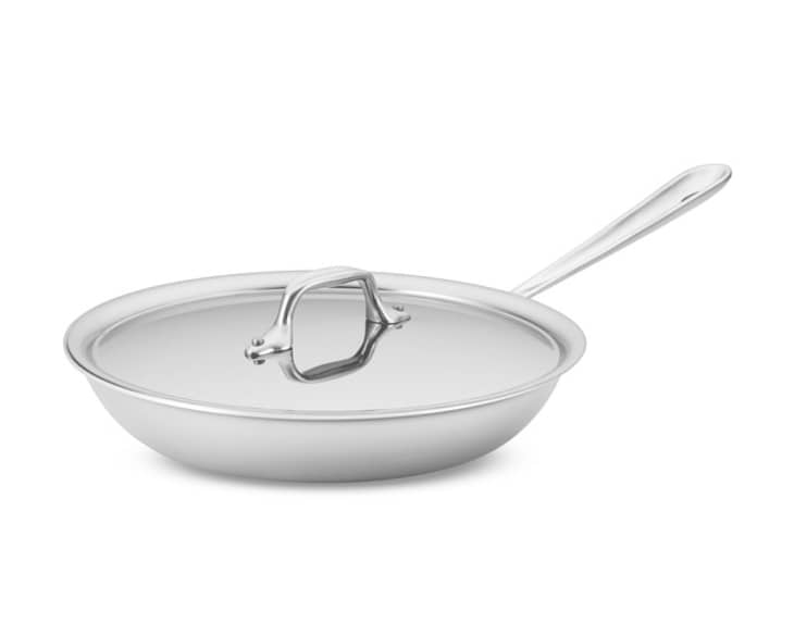 Product Image: All-Clad D3 Stainless Steel 12-Inch Fry Pan