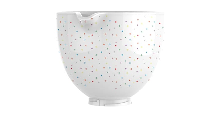 Product Image: 5-Qt. Confetti Sprinkle Ceramic Bowl