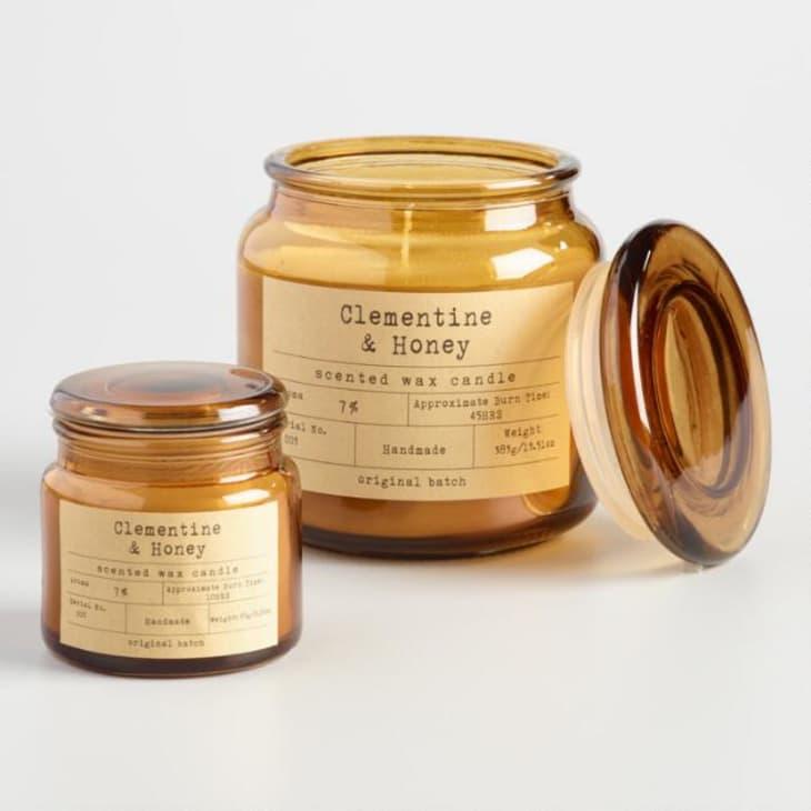 产品图片:Clementine&Honey Apothecary蜡烛