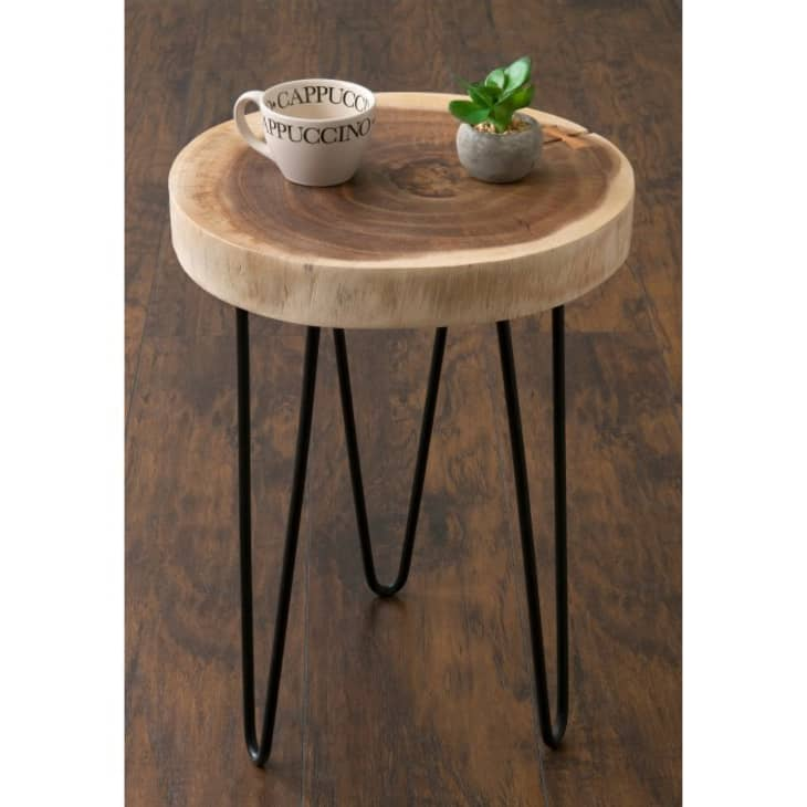 The Best Wood Slice Tables For Your Home Apartment Therapy