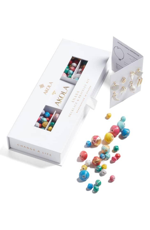 产品图片:Anasa项链和手镯制作套件