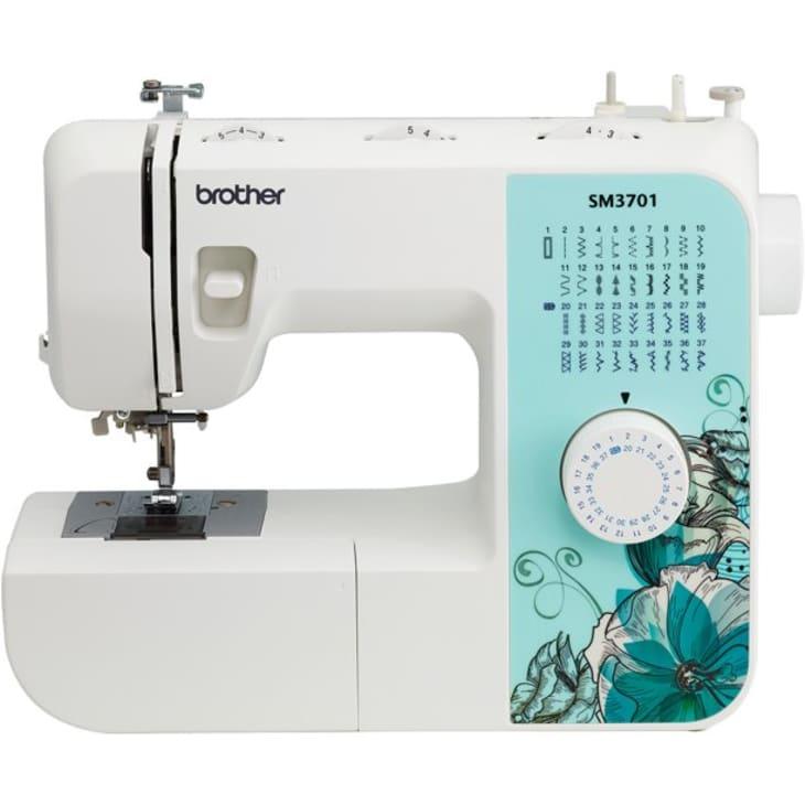 产品形象:兄弟SM3701轻型缝纫机