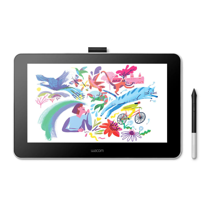 产品图片:Wacom One带LCD显示屏的数字化仪