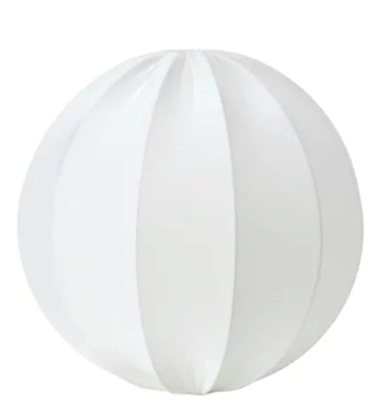 IKEA paper pendant