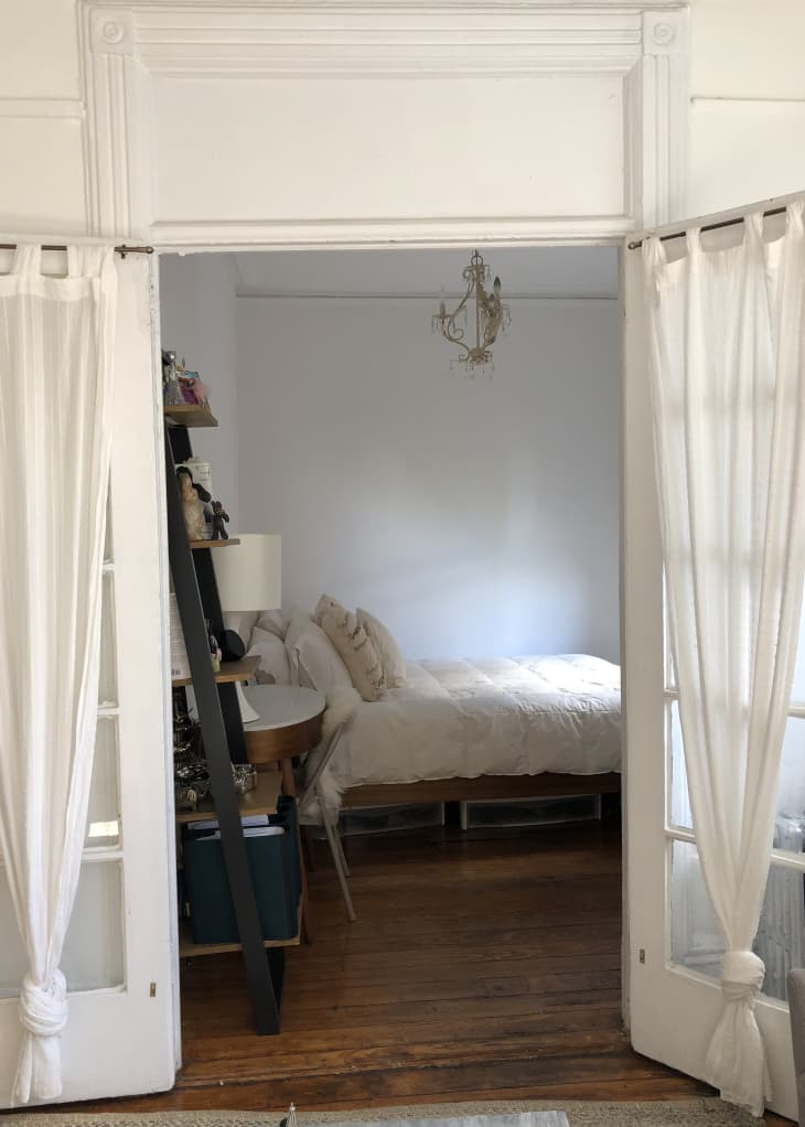 Small New York City Two-Bedroom Apartment Rental ...