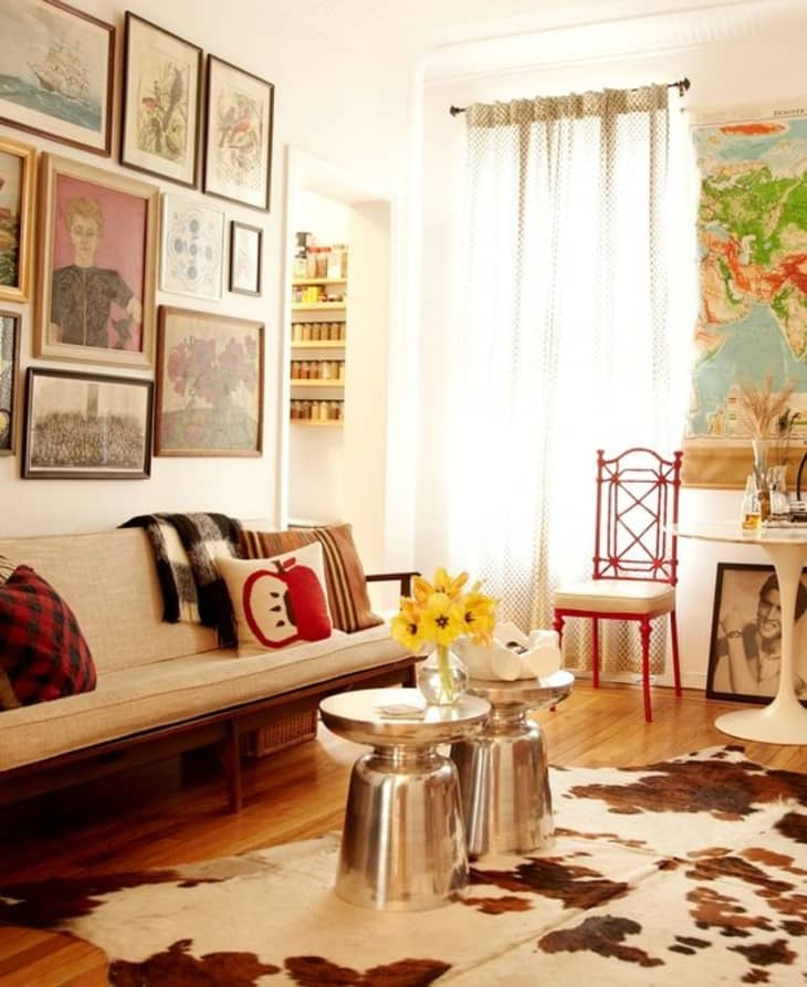 8 Real Life Living Rooms That Work And Why Apartment Therapy