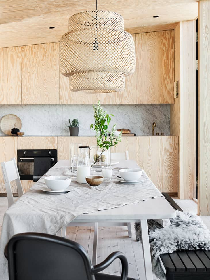 Plywood Kitchens Budget Remodeling Ideas Apartment Therapy