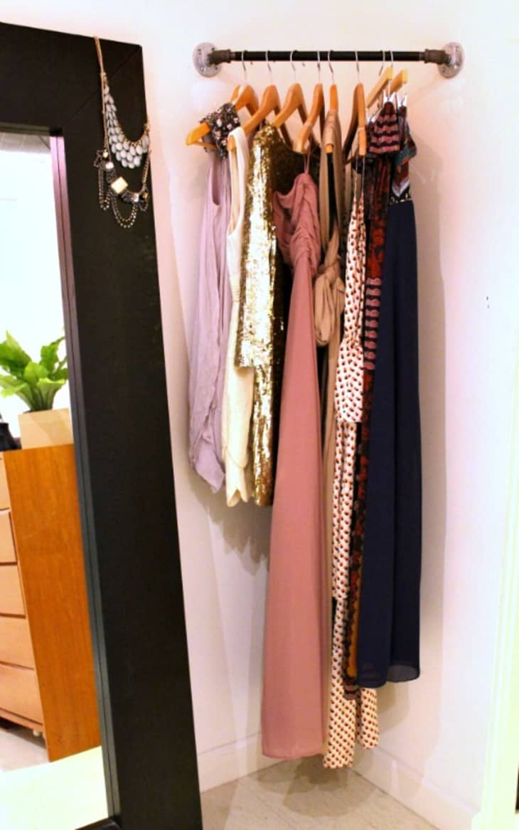 Hanging Closet Organizer Options To Buy Or Diy Apartment Therapy