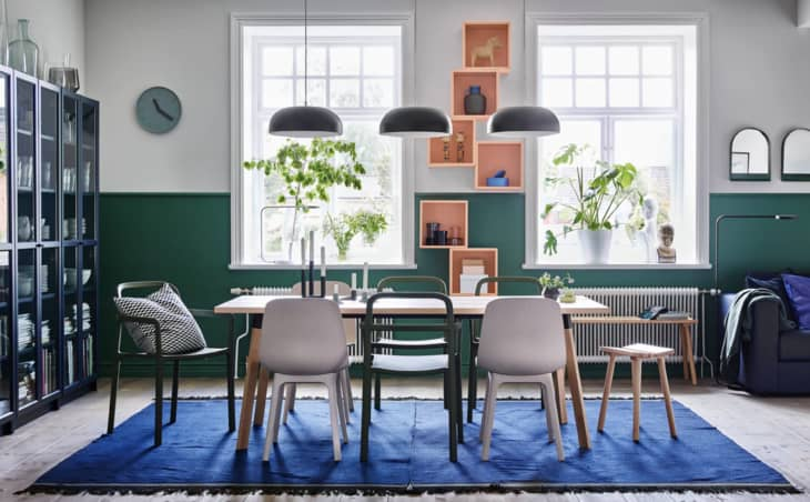 Clever Dining Room Design Ideas To Steal From Ikea Apartment Therapy
