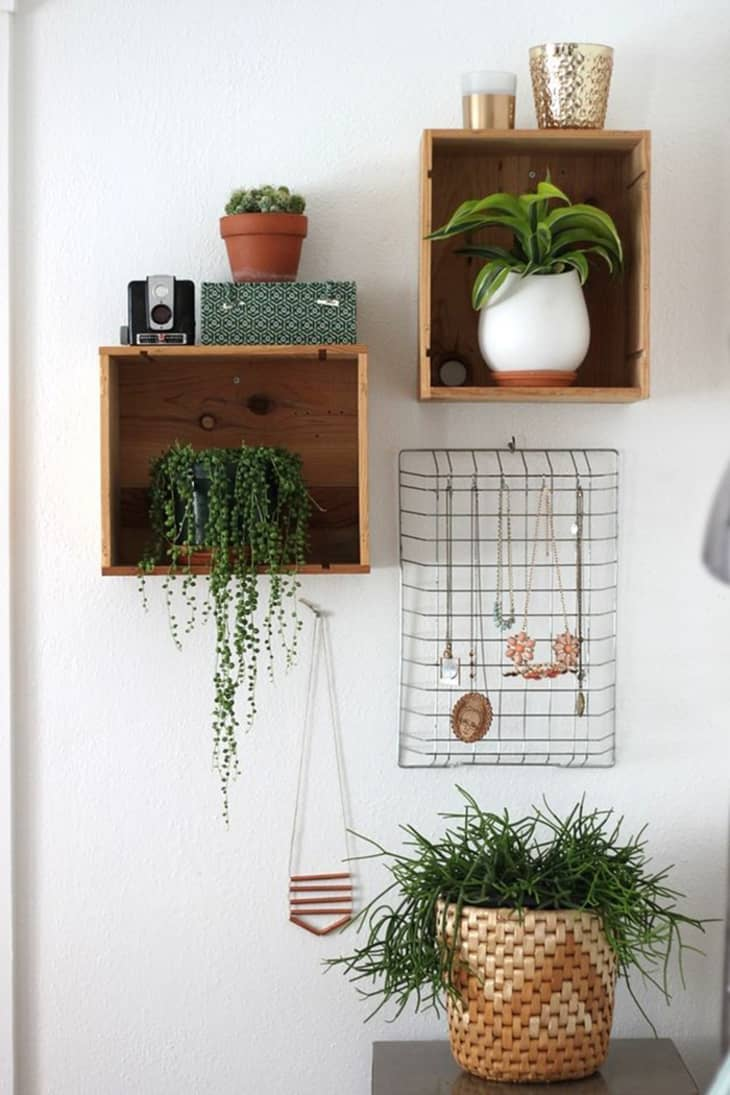 9 Best Ways To Use Wire Baskets All Over The House Apartment Therapy