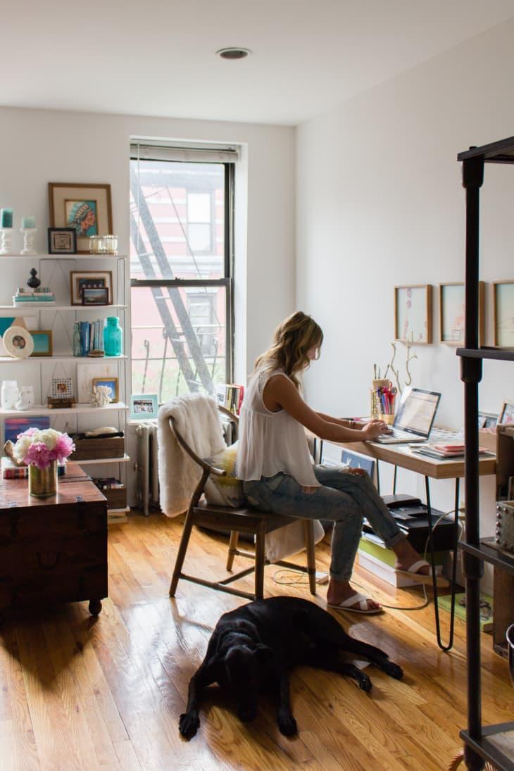 Amanda S California Inspired New York Apartment