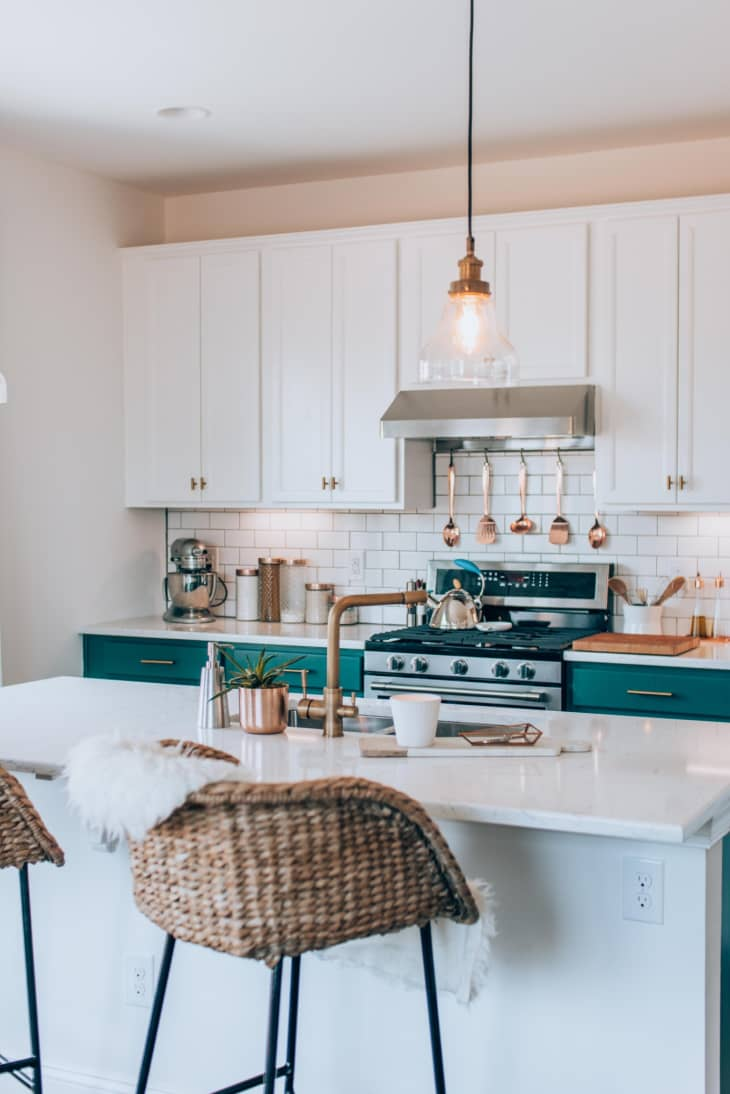 Before After A Nice Kitchen That Gets Even Better Apartment Therapy