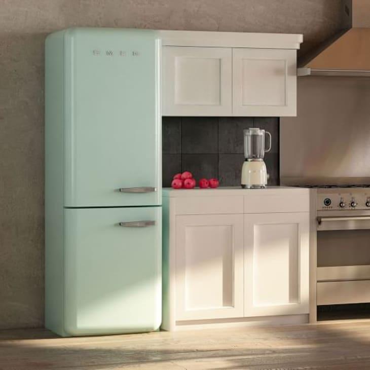 Smeg Kitchen Trend Toaster Fridge Kettle Apartment Therapy